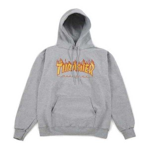 thrasher-flame-logo-hood-grey