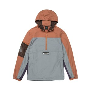 HUF - Nystrom Packable Jacket - Rust
