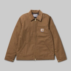 Carhartt - Detroit Jacket - Hamilton Brown