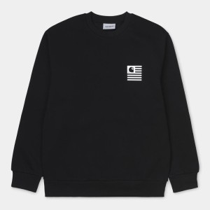 Carhartt - Incognito Sweat - Black