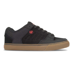 DVS - Militia CT - Black / Red / Gum