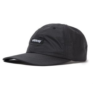 Stussy - Ripstop Low Pro Cap - Black