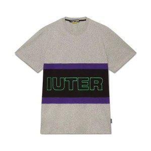 IUTER - Eurostyle Tee - Grey