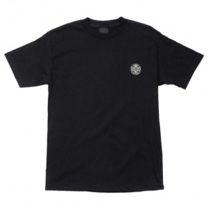 Independent - Embroidery Tee - Black