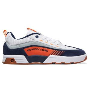 DC Shoes - Legacy 98 Slim - Navy / Orange