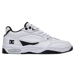 DC Shoes - Maswell - White / Black
