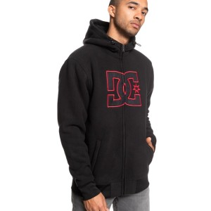 DC Shoes - New Star Sherpa Hoodie - Black
