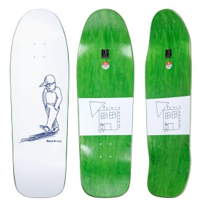 Polar - Alone Deck - Dane1 Shape