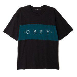 Obey - Conrad Tee - Black