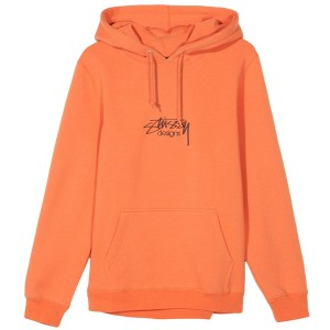 Stussy - Design App. Hood - Orange