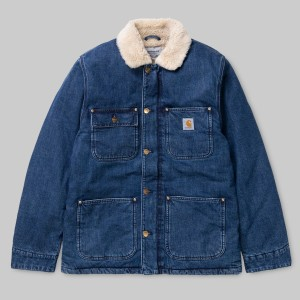 Carhartt - Fairmount Coat - Blue