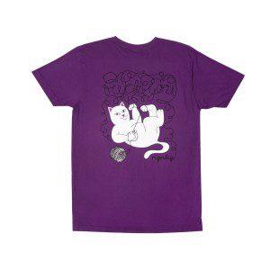 Ripndip - Tangled Tee - Purple