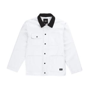 Vans - Drill Chore Coat - White