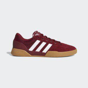 Adidas - City Cup - Burgundy