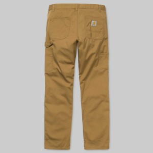Carhartt - Ruckus Single Knee Pant - Hamilton Brown Rinsed