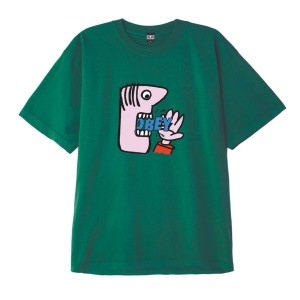 Obey - Still Hungy Heavyweight Tee - Jade