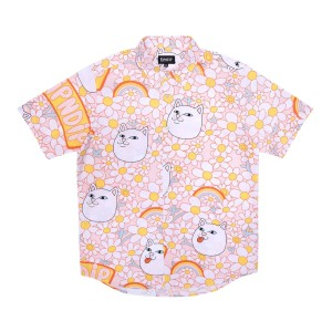 Ripndip - Daisy Daze Button Up - Multi
