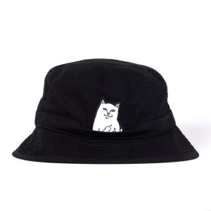 Ripndip - Lord Nermal Bucket Hat -Black