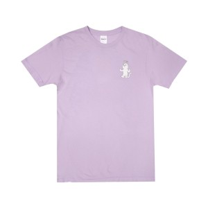 Ripndip - Halo Tee - Purple Min. Wash