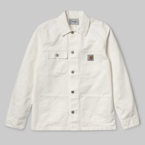 Carhartt - Michigan Coat - Off White