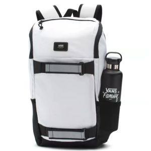 Vans - Reflective Backpack - White