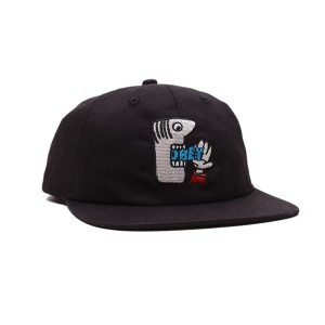 Obey - Munchies 6-Panel - Black