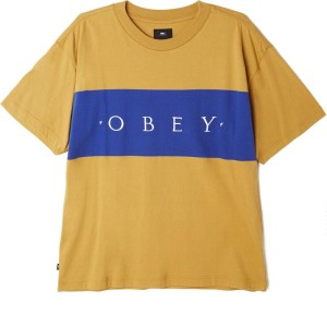 Obey - Buddy Tee - Almond