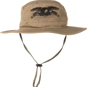 Antihero - Basic Eagle Boonie Hat - Olive / Black