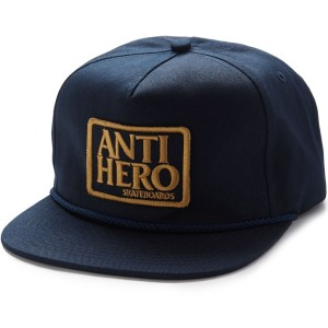 Antihero - Reserve Patch Snapback - Navy