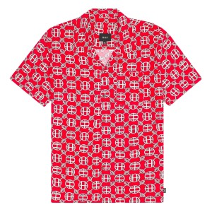HUF - Atelier Woven - Red