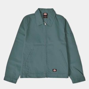 Dickies - Unlined Eishenower Jacket - Lincon Green