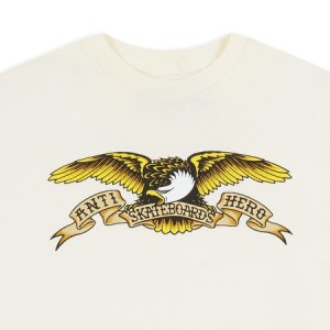 Antihero - Eagle Tee - Cream
