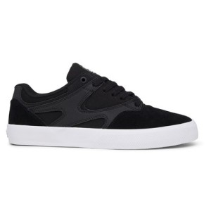DC Shoes - Kalis Vulc S - Black / White