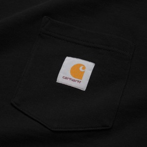 Carhartt - Pocket Sweat - Black