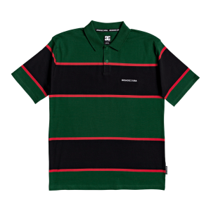 DC Shoes - Medsford Polo - Black / Forest
