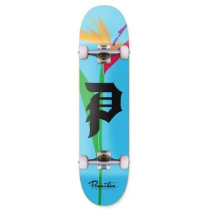 Primitive - Dirti P Golden Leaf Complete Skateboards - 7.75