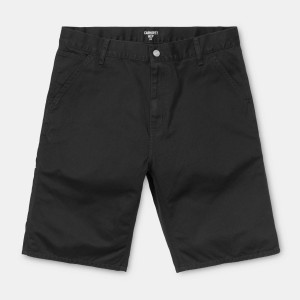 Carhartt - Ruck Single Knee Short - Black