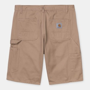 Carhartt - Ruck Single Knee Short - Dusty brown