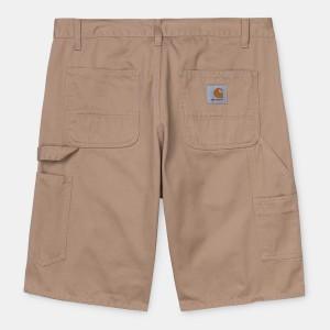 Carhartt - Ruck Single Knee Short - Dusty brown