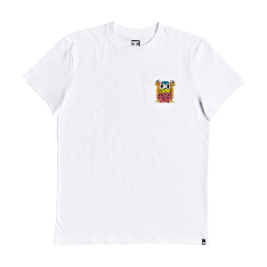 DC Shoes - Strikes Again Tee - White