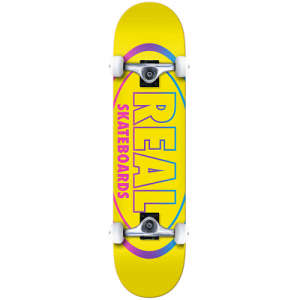 Real - Oval Gleam Complete Skateboard - 8.25