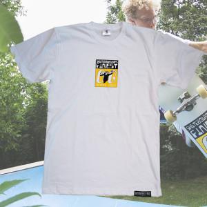 Skateboarding's Finest - OG Tee - White