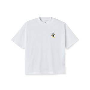 Polar - Surf Tee - White