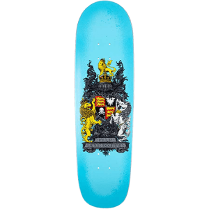 Plan B - Mountain Crest Blue Deck - 9.0