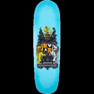 Plan B - Mountain Crest Blue Deck - 9.0