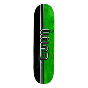Plan B - Oliveira Stripe Deck - 8.13