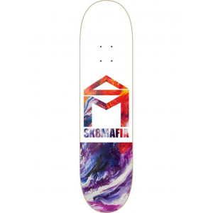 Sk8mafia - House Logo Oil High Deck - 8.25