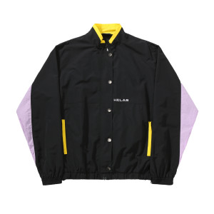 Hélas - Triby Tracksuit Jacket - Black