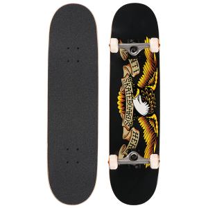 AntiHero - Team Eagle MD Complete Skateboard - 8.25