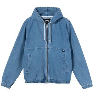 Stussy - Denim Work Jacket - Indigo